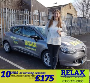 image of driving lessons in Brislington
