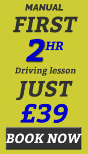 driving lesson deal